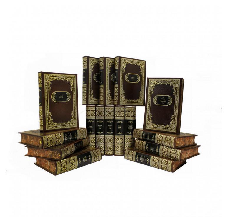 Библиотека русской классики в 100 т.  в подарок