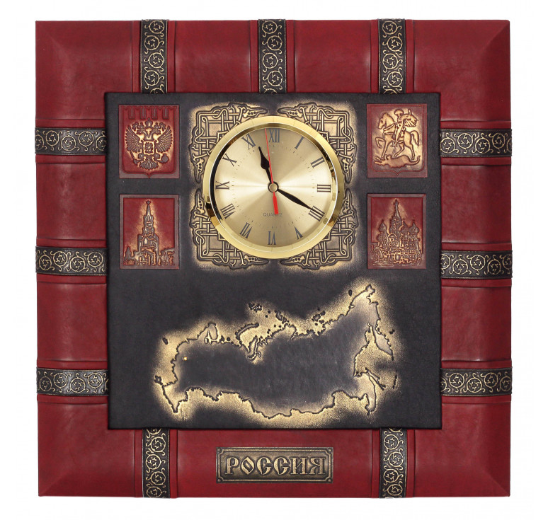 Часы «Россия»