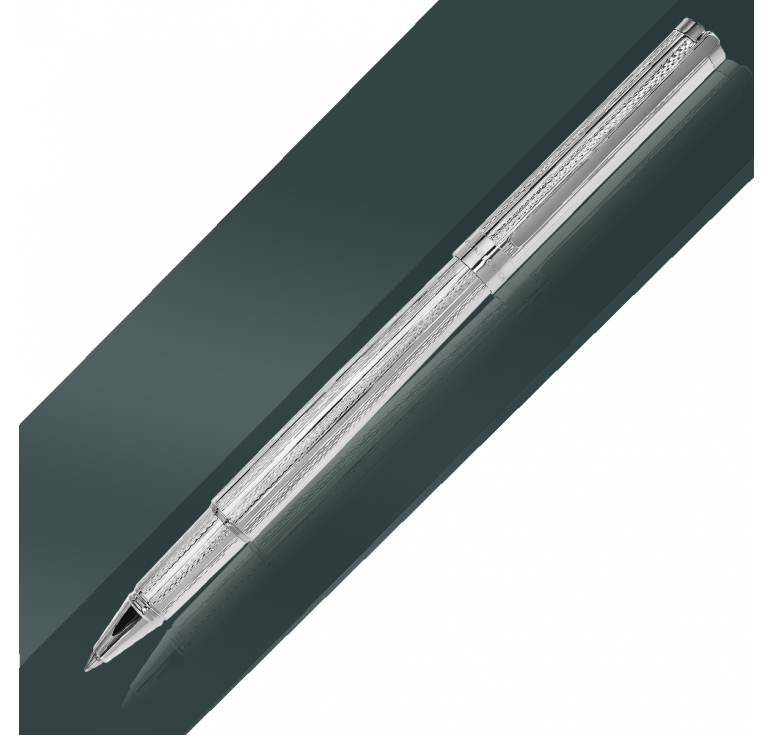 Ручка серебряная подарочная Silver-1