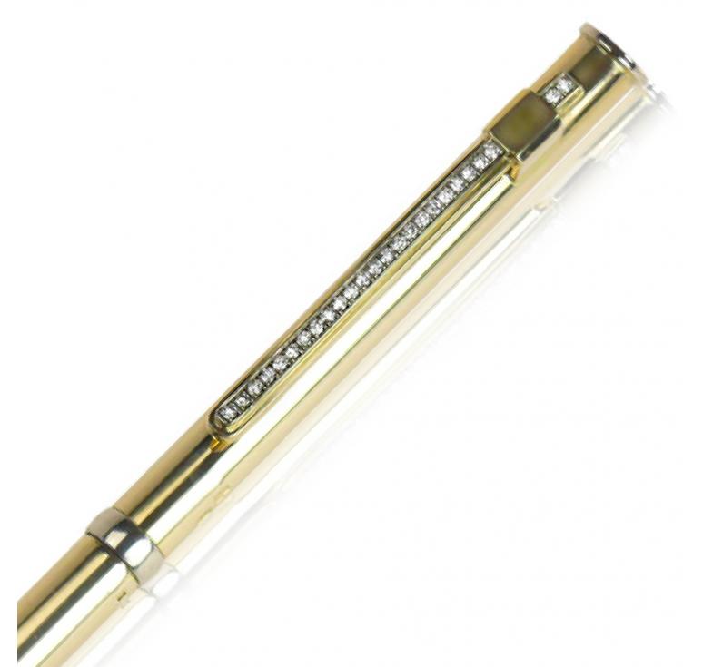 """Ручка золотая подарочная сувенирная """"Diamond-059"""""""