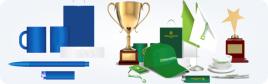 Корпоративные подарки с нанесением логотипов и фирменных надписей
