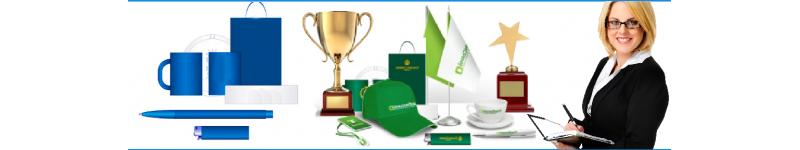 Примеры изготовления корпоративных подарков с нанесением логотипа