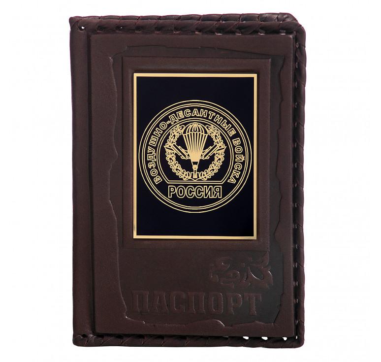 Обложка для паспорта «Воздушно-Десантные войска» 1
