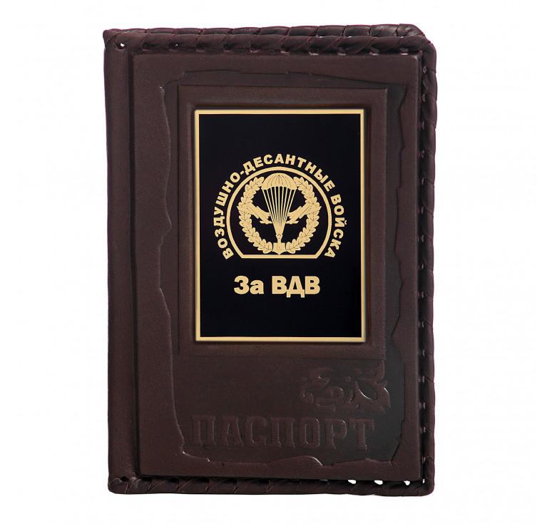 Обложка для паспорта «За ВДВ» 1