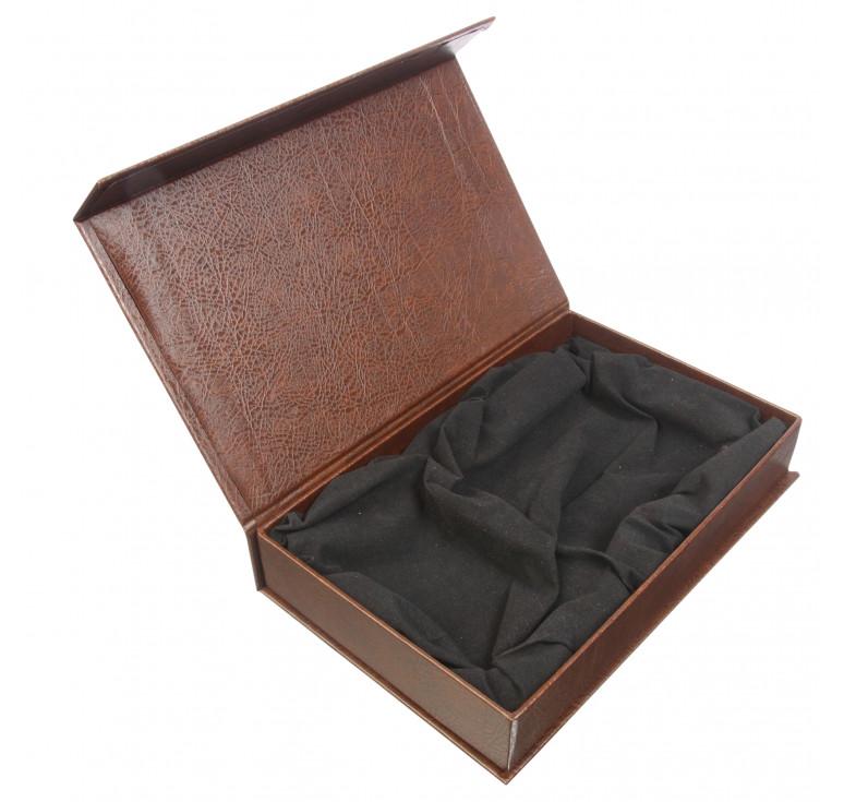 Упаковка подарочная №13 коричневая