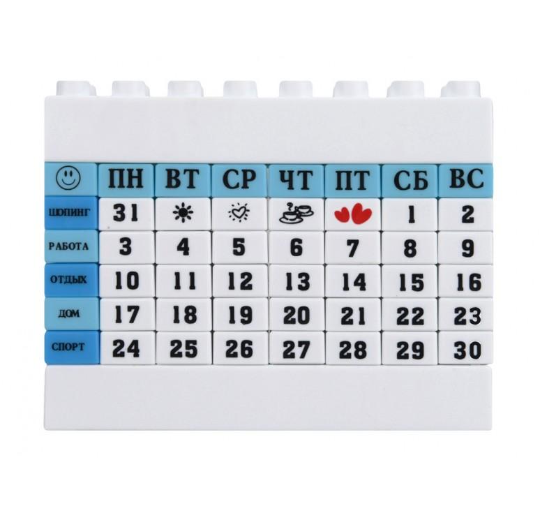 """Календарь """"Лего"""""""