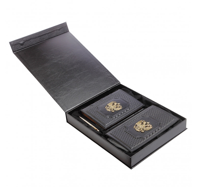 Подарочный набор «Федерация» в комплекте с ручкой