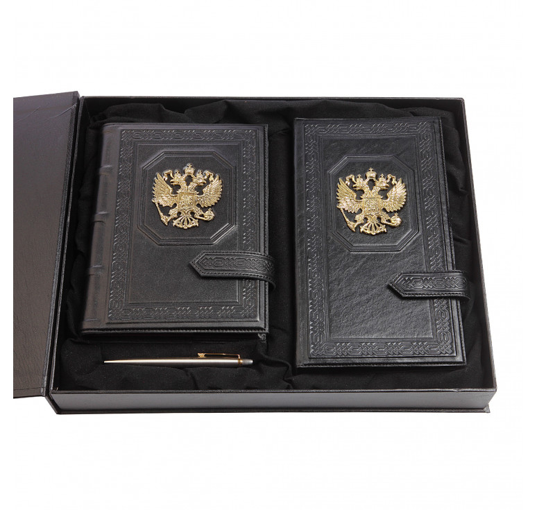 Подарочный набор «Государь» в комплекте с ручкой