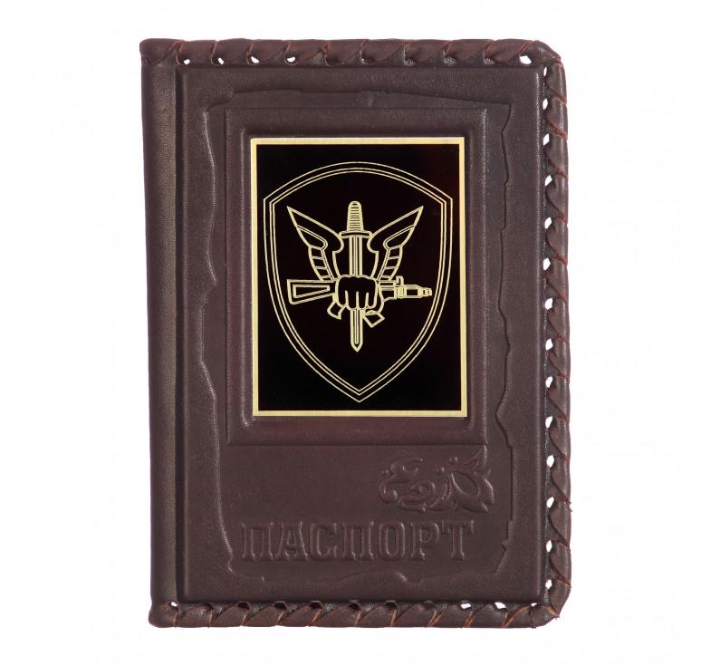 Обложка для паспорта «ОМОН» 1