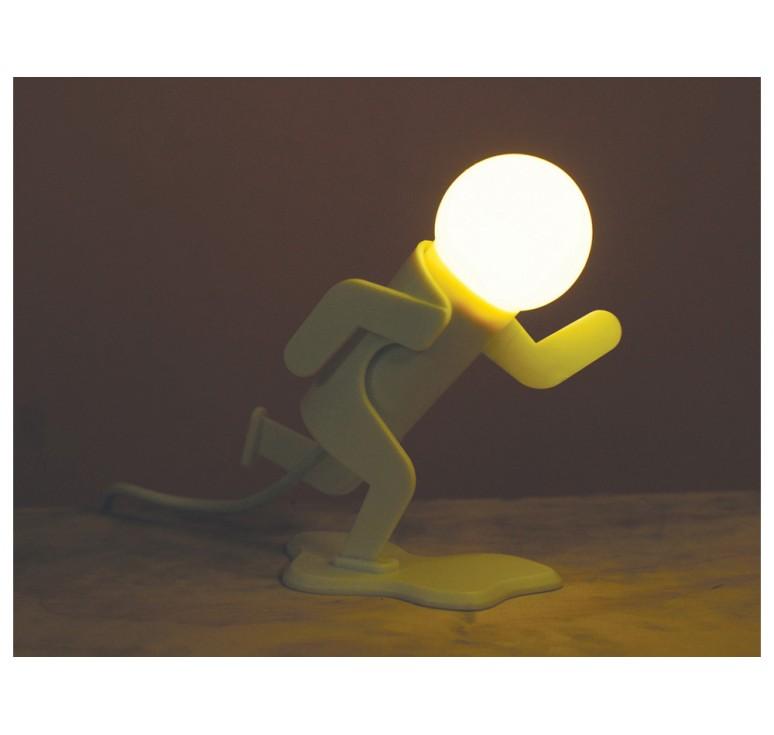 Лампа-ночник «Бегущий человек»