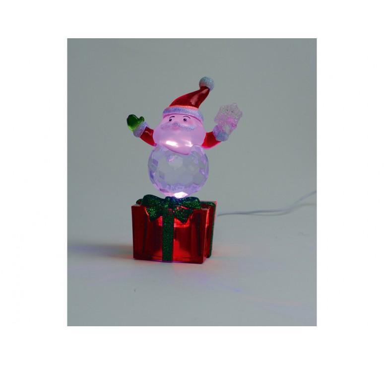 Cветильник-сувенир «Санта Клаус»