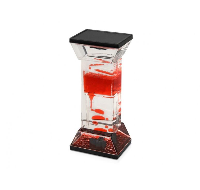 """Жидкостная фигура для релаксации """"Sandglass"""""""