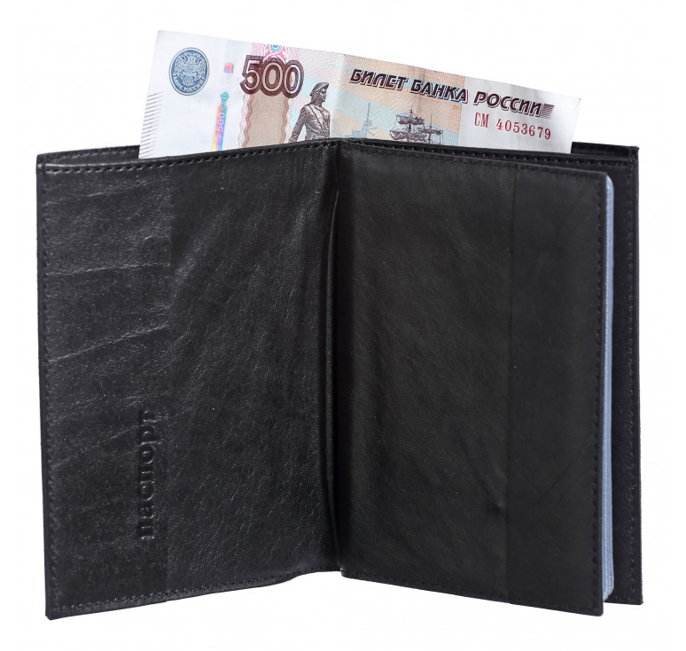 Обложка для документов «ДСБ» 1