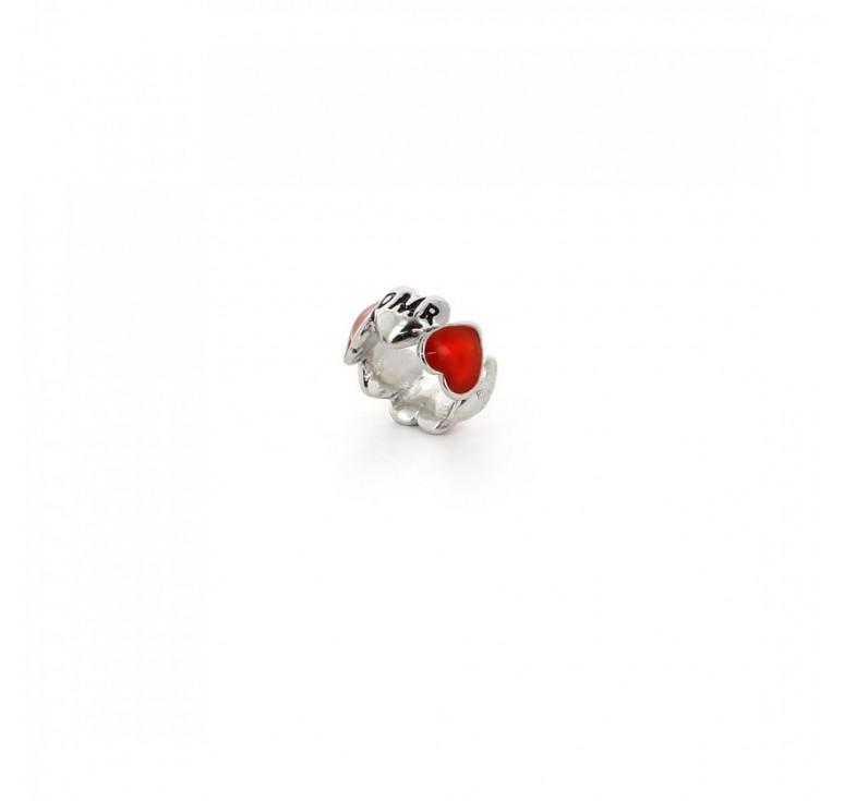 Подвеска-перлина «Сердечная миниатюра»