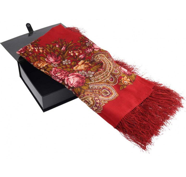 VIP Павловопосадский платок