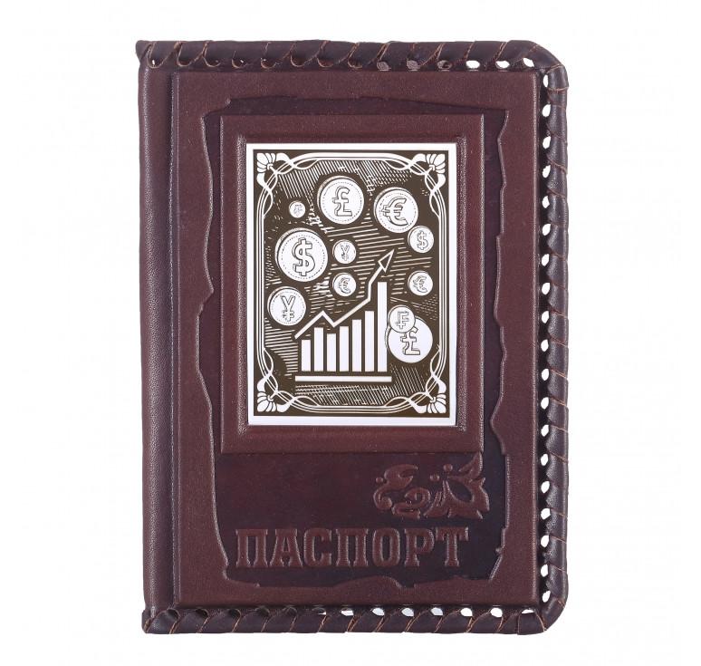 Обложка для паспорта «Брокеру» 3