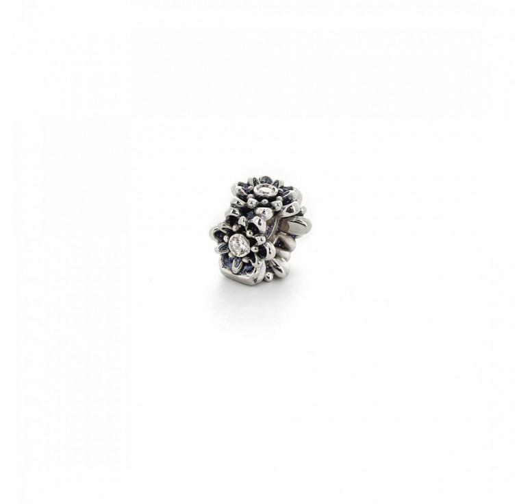 Подвеска-перлина «Цветочная поляна»