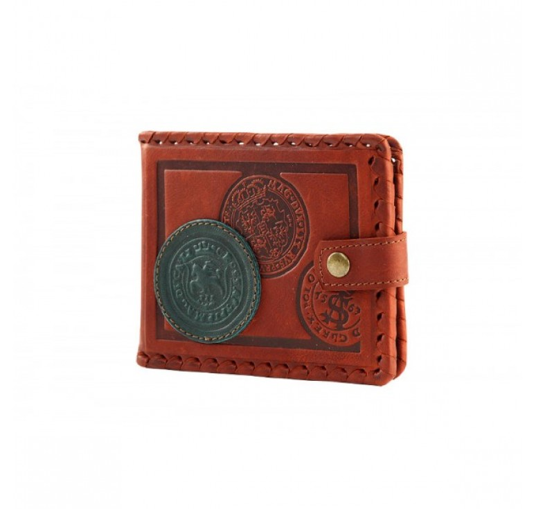 Кошелек «Счастливая монета» 042-07-15М