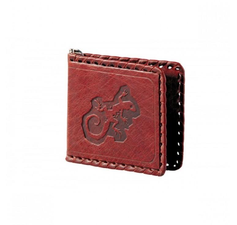 Зажим для денег «Саламандра» 025-07-04М