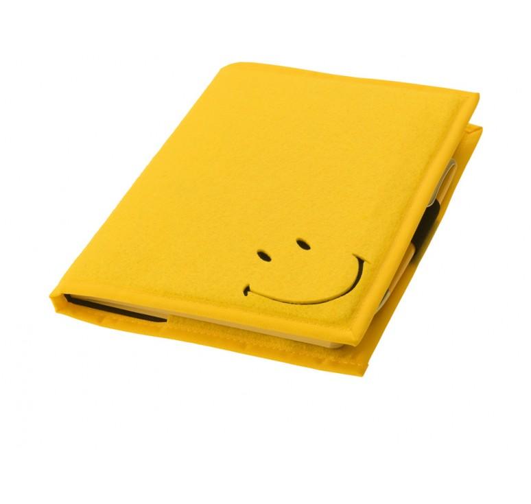 """Блокнот А5 """"Smiley"""""""