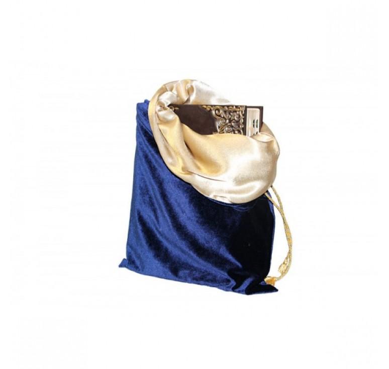 Мешок подарочный М-4 ультрамарин М-4 ультра
