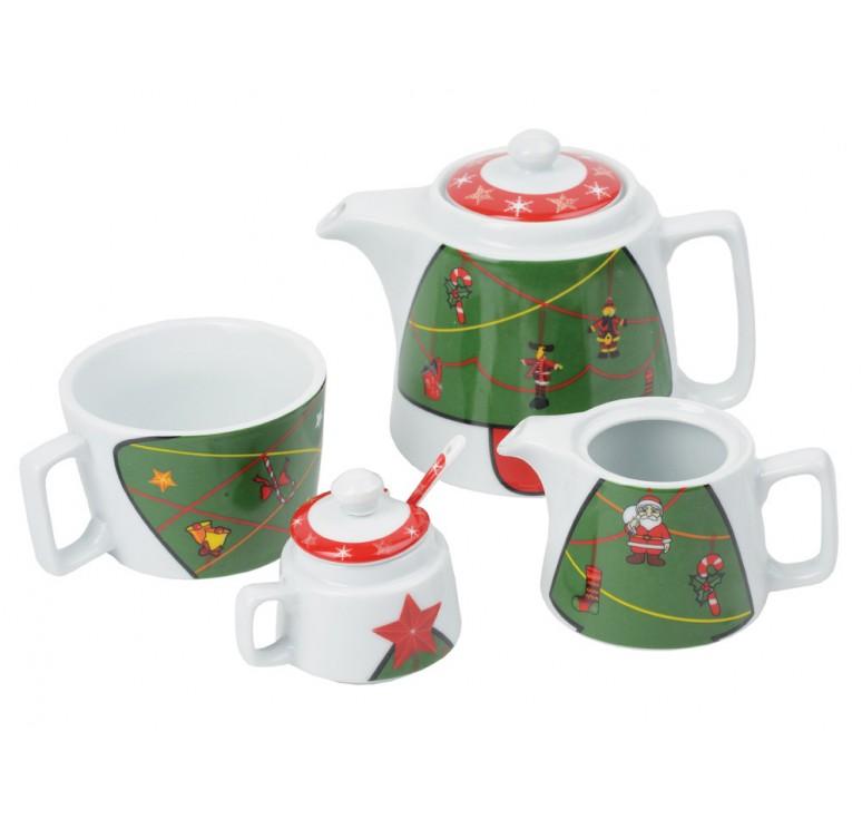 Чайный набор «Новогоднее чаепитие»