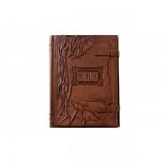 «Библия с клапаном» (тонированный обрез) 002 (к)
