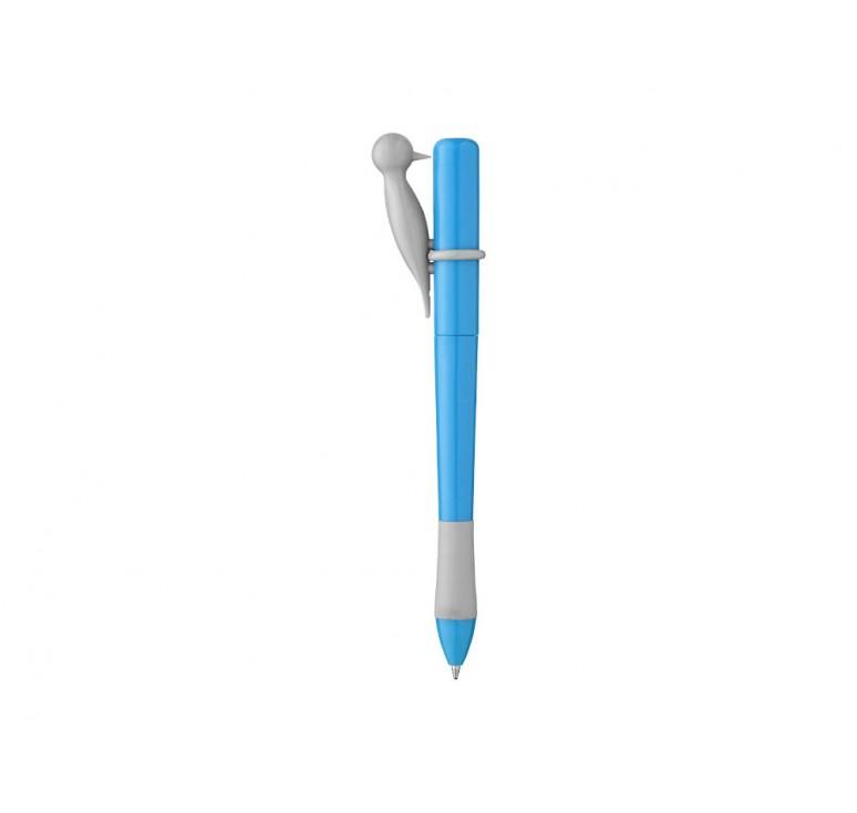 """Ручка пластиковая шариковая """"Woodpecker"""""""
