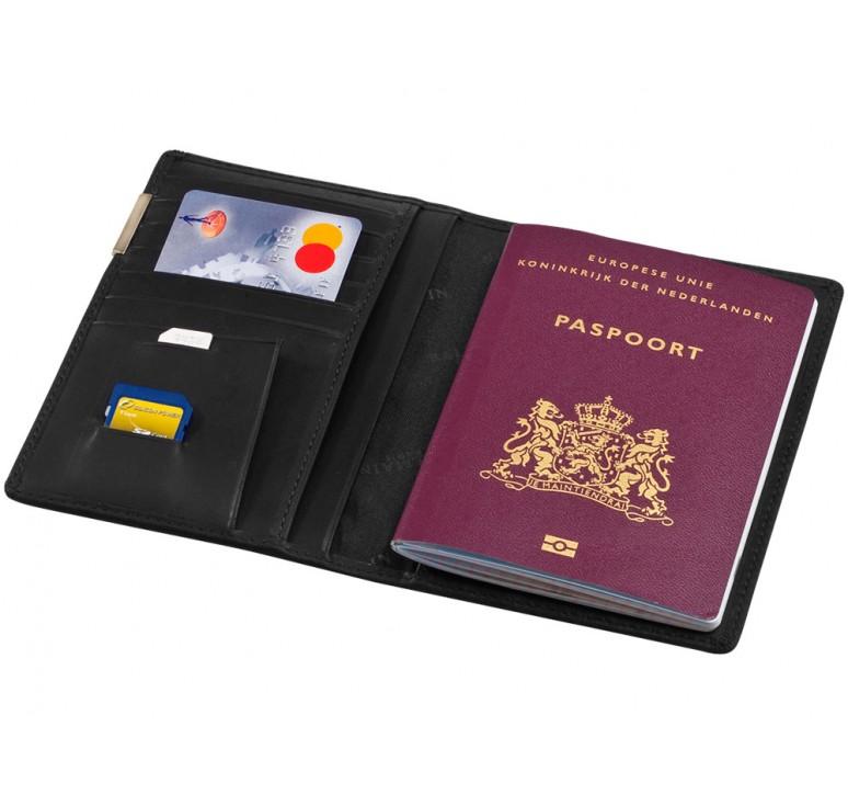 """Обложка для паспорта """"Elias"""""""