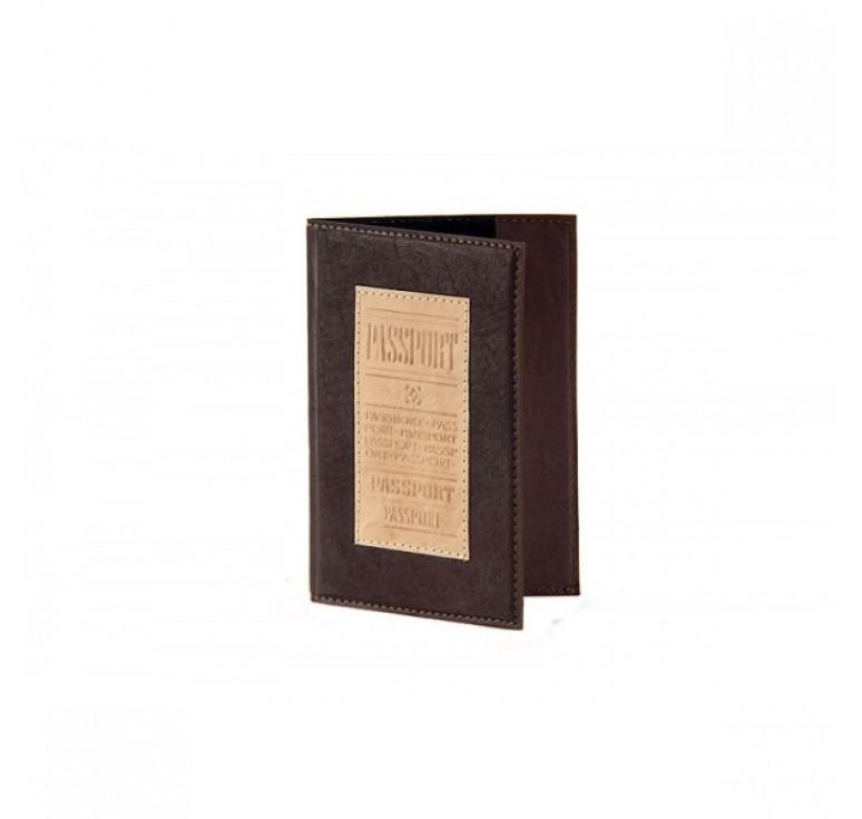 Обложка для паспорта «Статус» 009-07-09М
