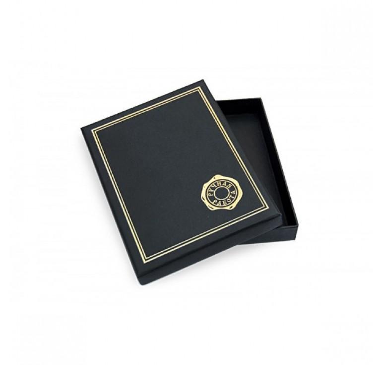 Коробочка подарочная Уп-03-01 черный