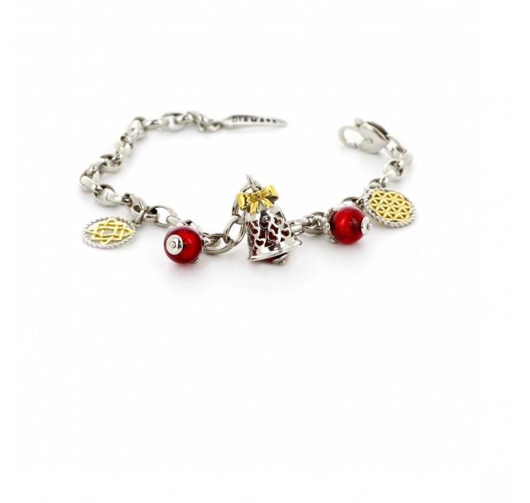 Браслет «Красный Колокол Удачи»