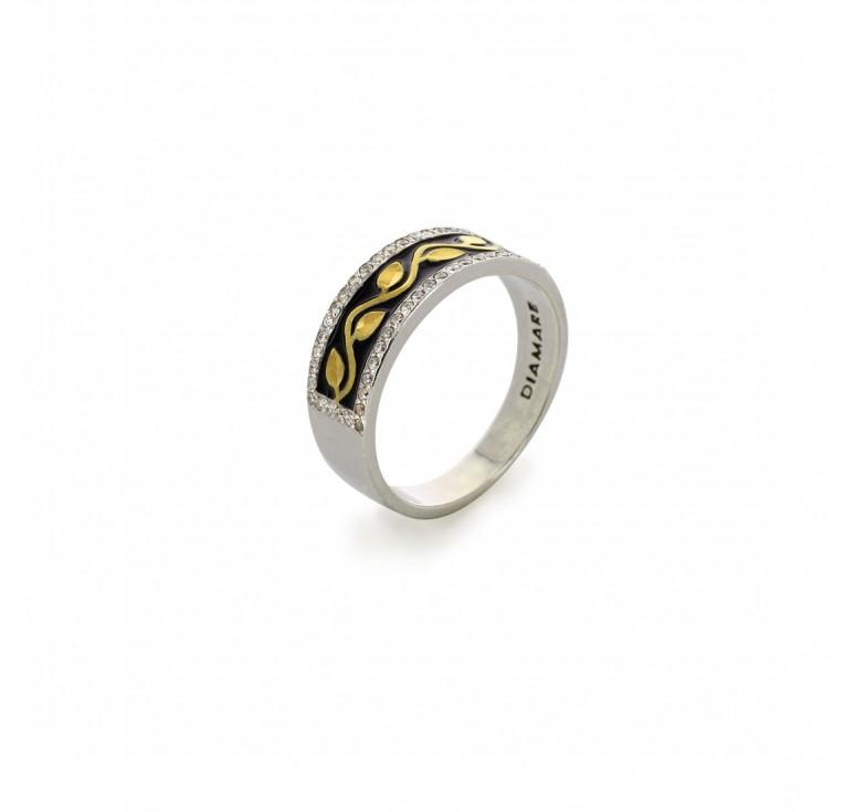 Кольцо «Осенний Вальс»