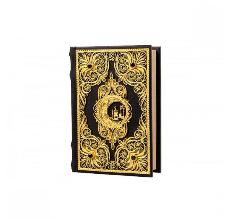 «Коран с филигранью и гранатами» 006 (фз)