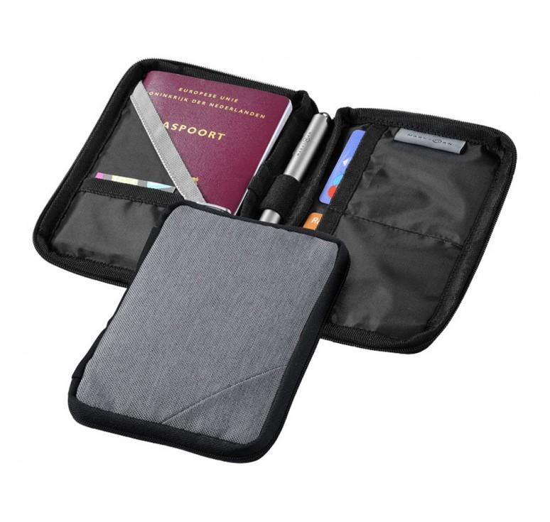 """Бумажник для паспорта """"Navigator"""""""