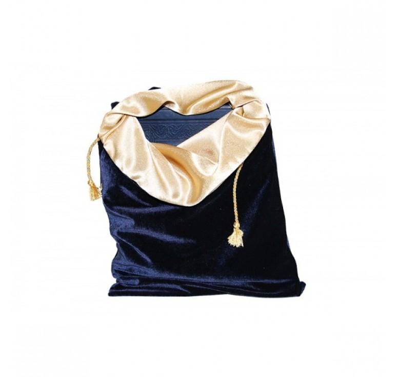 Мешок подарочный М-3 ультрамарин М-3- ультра
