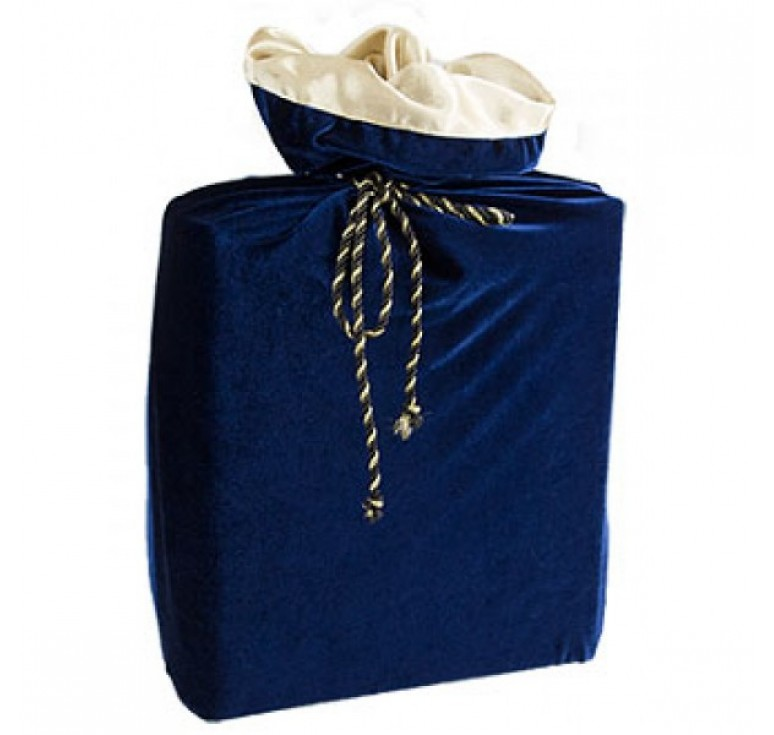 Мешок подарочный М-5 ультрамарин М-5 ультра