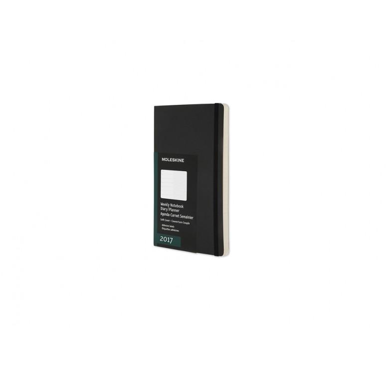 Еженедельник Classic Soft (2017), Pocket