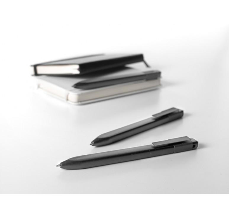 Ручка пластиковая шариковая Click 1,0мм
