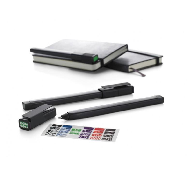 Ручка пластиковая роллер Plus 0,7мм
