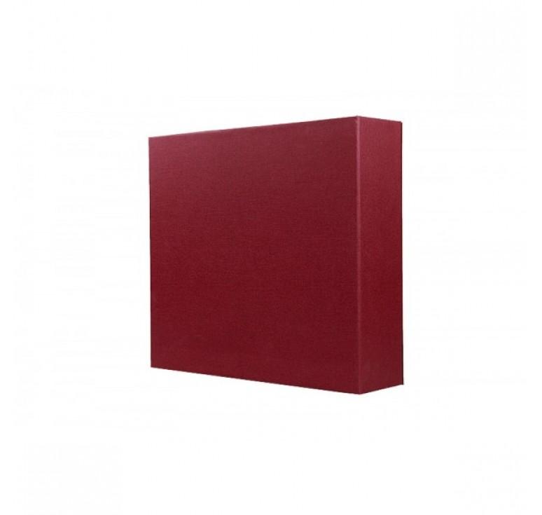 Упаковка подарочная 020-02 Уп-020-02 бордо