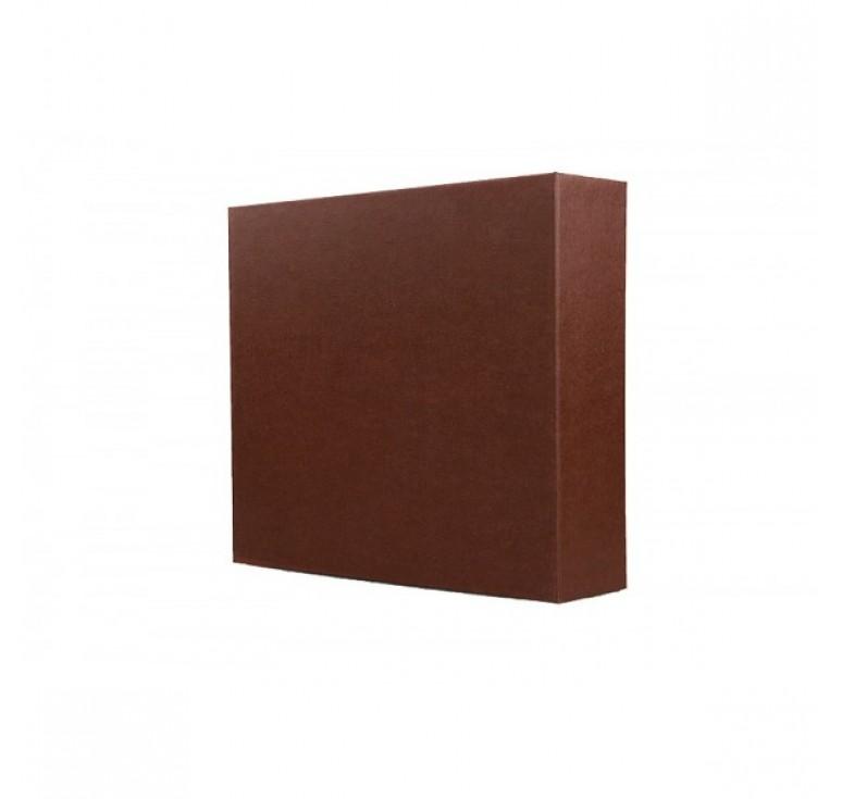 Упаковка подарочная 020-03 Уп-020-03 коричневый