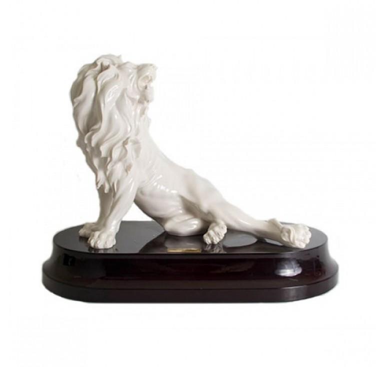 Скульптура Львиный рев