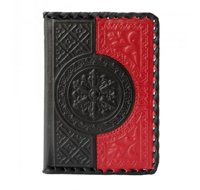 Подарочный набор «Венеция». Цвет черно-красный