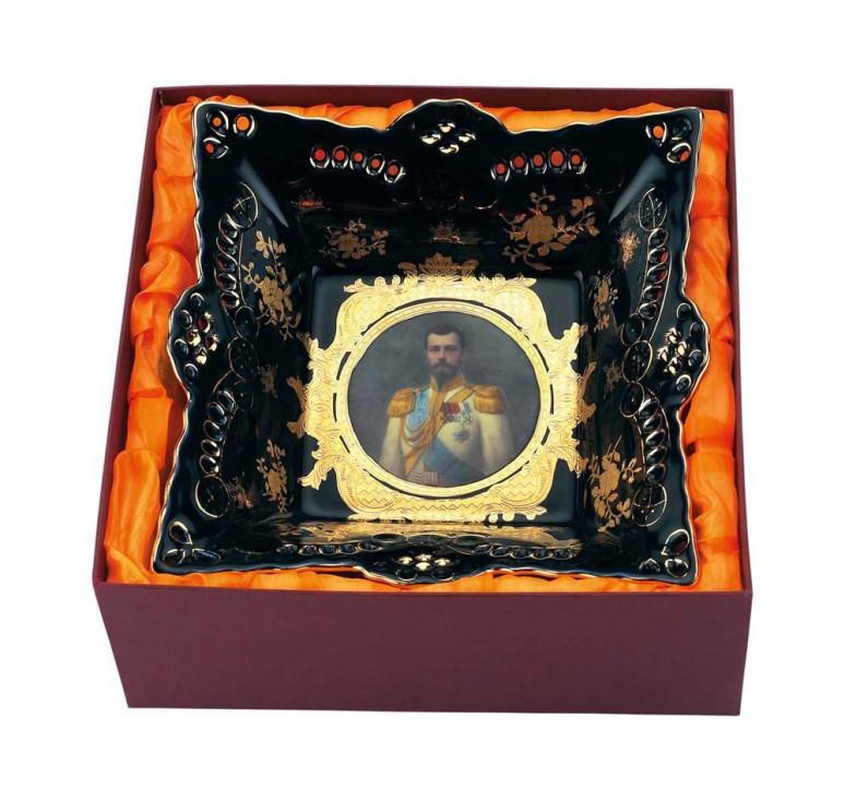 VIP Ваза для сладостей «Императорская коллекция»