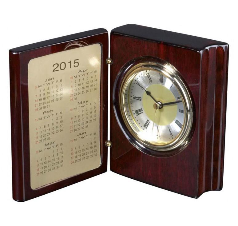 VIP Часы настольные «Книга Времени»