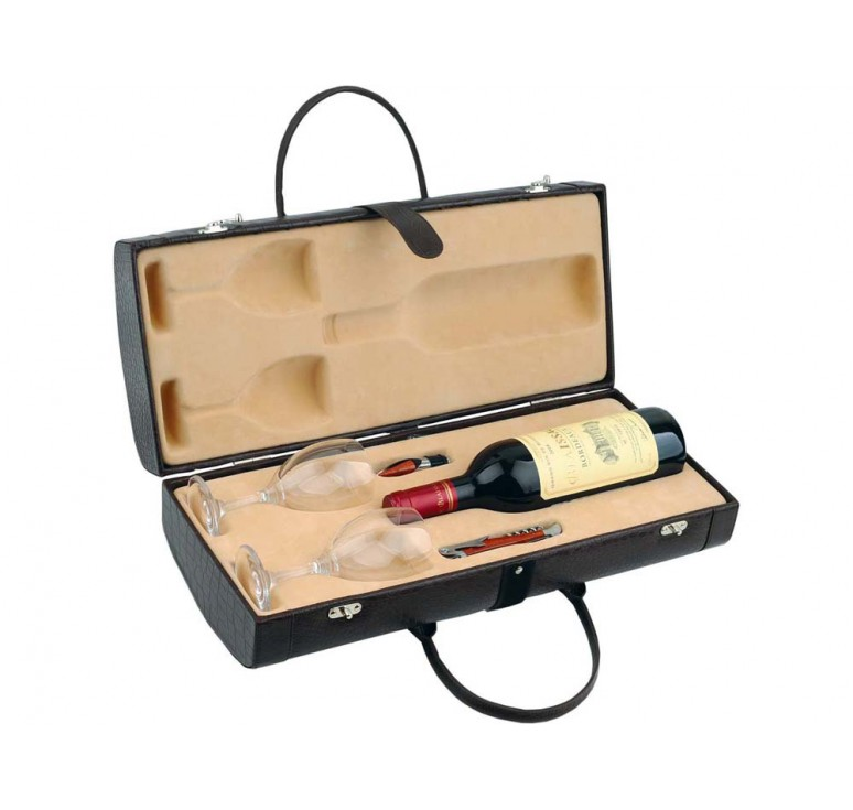 VIP Тубус для вина с аксессуарами «Рислинг»