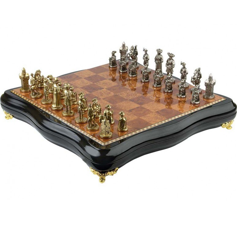 VIP Шахматы «Регент»