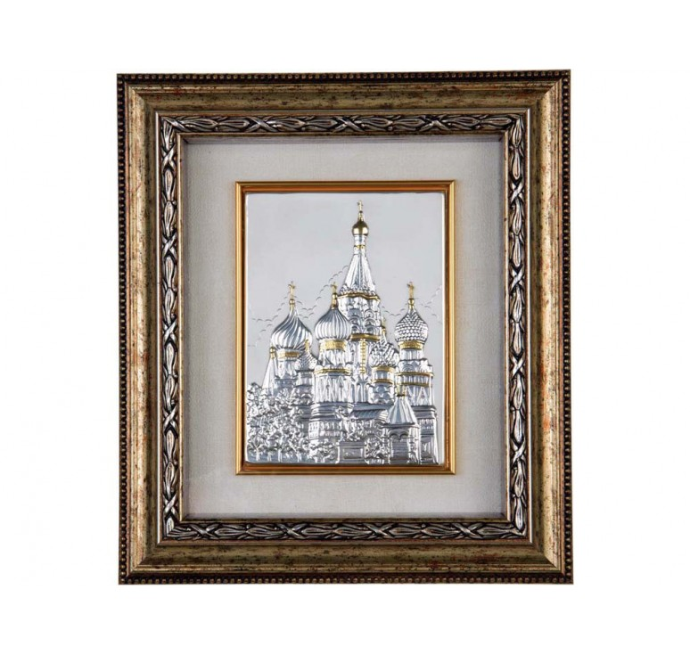 VIP Картина «Собор Василия Блаженного»
