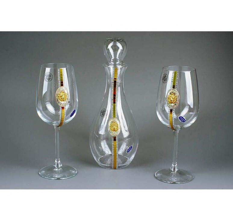 VIP Набор для вина «Ричард Львиное Сердце»
